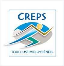 Logo Creps de Toulouse Midi-Pyrénées