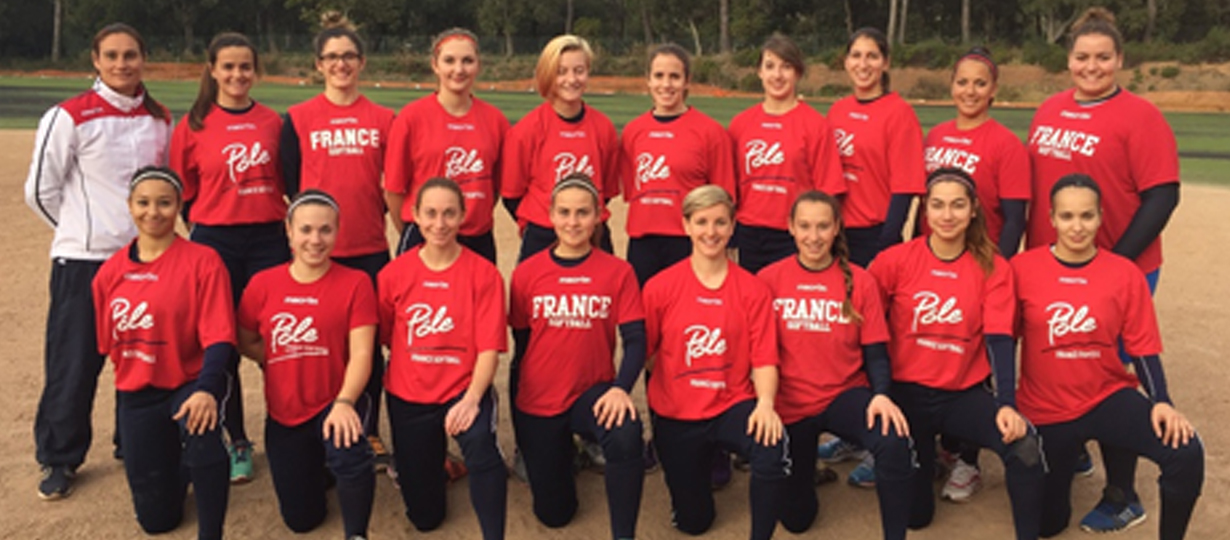 Pôle France Softball de Boulouris