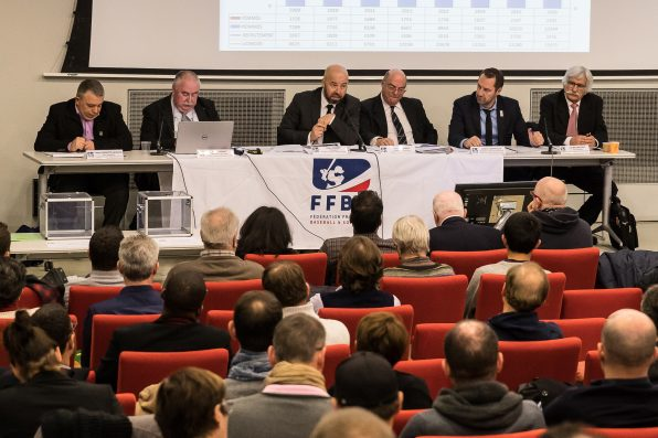 Photos taken during the 2017 General Assembly of the French Federation of Baseball, Softball and Cricket 28/01/2017 Credit Photo : Glenn Gervot Photography www.gervot.com