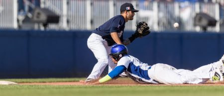 Photos taken during the second game of Team France at the European Baseball Championship 2016 against Team Italy. Italy won 6-3. 10/09/2016 Credit Photo : Glenn Gervot Photography www.gervot.com