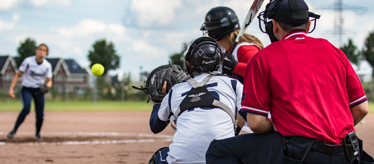 Shots taken during the 2nd round of the European Softball Woman Championship 2015, between Slovakia  and France National Teams, in Rosmalen, Netherlands. France Won 11 to 2. July 23th 2015.  Credit : Glenn Gervot