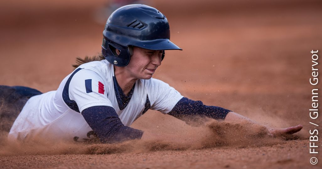 Shots from the Softball Torneo della Repubblica Bollate Italy.  France Softball National team was opposed to Bollate Softball team. France won 6 to 4 in 7 innings. Credit : Glenn Gervot